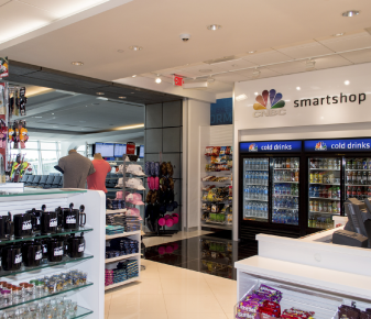 CNBC Smartshop Wichita Airport