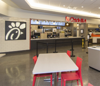 Chick-Fil-A Wichita Airport