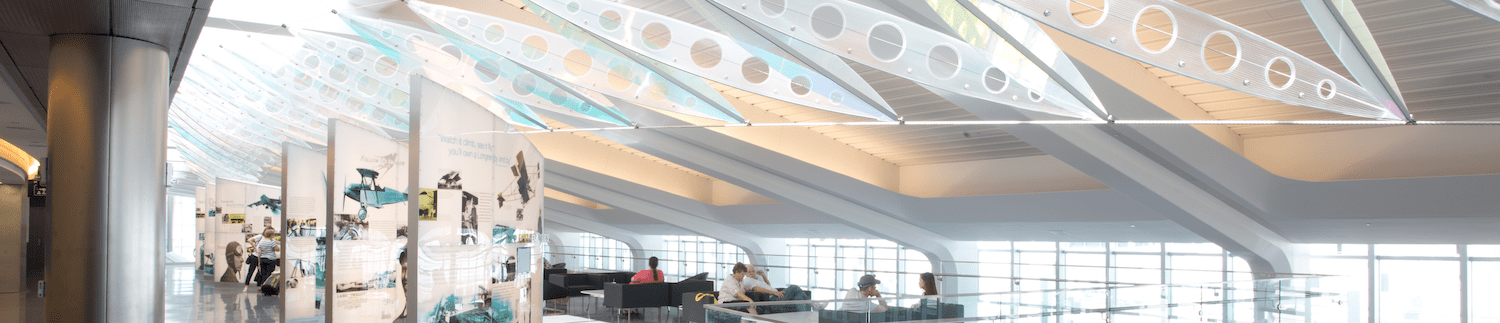 Wichita Airport Terminal Design